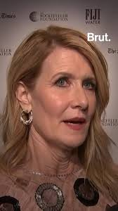 The life of Laura Dern | Brut.