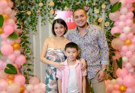 LJ Reyes And Paolo Contis Reveal Their Baby's Name - Aprica