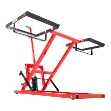 pro lift lawn mower jack lift with 300