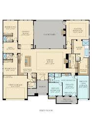 floor plan new house plans ranch