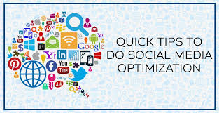 Quick Tips To Do Social Media Optimization - Digifish3 Blog