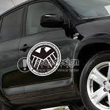 Avenger Agents Of Shield Car Suv Auto Vinyl Decal Stickers Decal Sticker Agents Of Shield Stickeragent Of Shield Decal Aliexpress