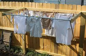The Pocket Chronicles Mike S Clothesline Invention Clothes Line Outdoor Clothes Lines Folding Clothes Line