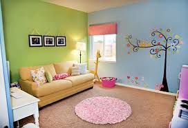 Perfect Kid S Playroom Design With Splashes Of Color Kidsomania