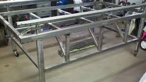 cnc plasma table build