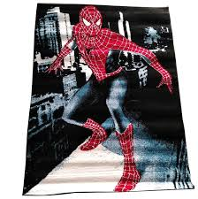 Spiderman Kids Rugs Boys Clothsations