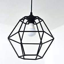 creative geometric pendant light stugamen
