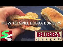 how to grill frozen bubba burgers