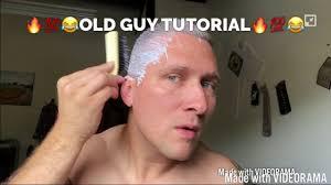 old man makeup tutorial james dobson