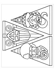 Vlaggetjes Sinterklaas Knutselen Sinterklaas