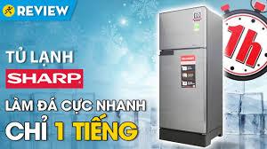 Tủ lạnh Sharp Inverter 180 lít SJ-X196E-DSS giá rẻ, có trả góp 07/2020