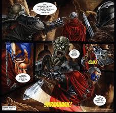 Byron Roberts (Bal-Sagoth): Comic Updates