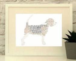 personalised gifts ideas beagle