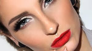 50s full glam makeup tutorial