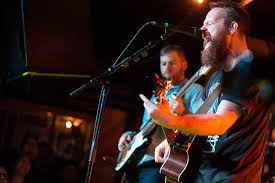 Aaron West & the Roaring 20s (with Cam of Sorority Noise) played Webster  Studio with Dryjacket & Empty Houses (pics)