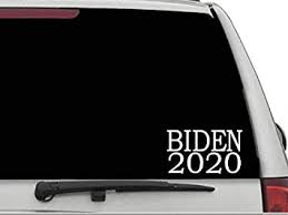 Amazon Com Decals Usa Biden 2020 Decal Sticker For Car And Truck Windows And Laptops Automotive