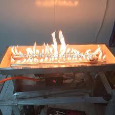 gas firepit fireplace burner kit