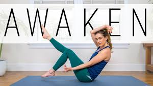 Awaken The Artist Within | Yoga With Adriene - YouTube