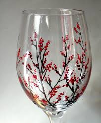 19 painted wine glass ideas to try this