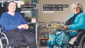 Knee surgery led to women losing legs | The Canberra Times | Canberra, ACT