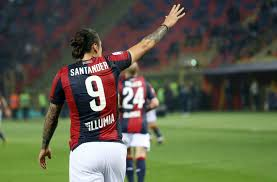 Bologna beat Napoli late to finish Serie A on high