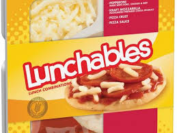 lunchables pizza pepperoni nutrition