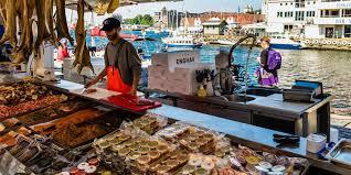 Fish Market in Bergen - visitBergen.com