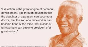 education the great engine of personal development unlocked learner