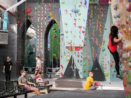 outdoor or indoor rock climbing in nyc