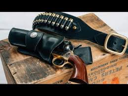 cowboy fast draw holster and belt
