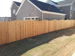 Cedar Wood Fences Hermitage Tn Fence Contractor Murfreesboro