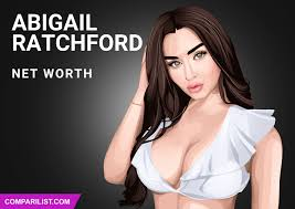 Abigail Ratchford Net Worth 2020 | Sources of Income, Salary and More