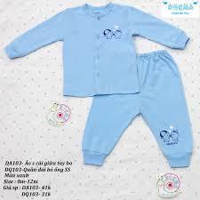 Bộ quần áo dài tay DOKMA màu hồng cho bé sơ sinh đến 12 tháng ...