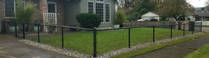 Residential Fencing Installation In Cowlitz County Wa Hargrove Fence Co