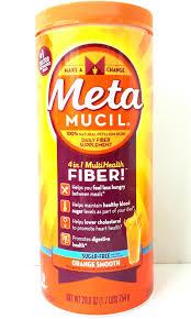 metamucil multihealth fiber powder 754g