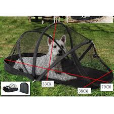 Portable Dog Net Tents Foldable House Cage For Small Dogs Crate Cat Net Tent Cats Outside Kennel Pet Puppy Without Mosquito Houses Kennels Pens Aliexpress
