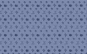 louis vuitton wallpaper blue amazing