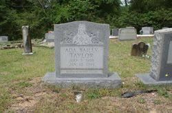 Ada Bailey Taylor (1905-1993) - Find A Grave Memorial