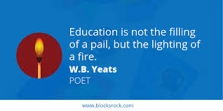 quotes about education play and stem for kids blocks rock