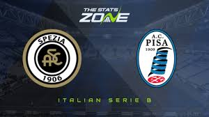 2019-20 Serie B – Spezia vs Pisa Preview & Prediction - The Stats Zone