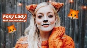 fox makeup tutorial you