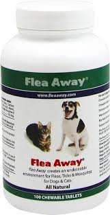 natural flea tick mosquito repellent