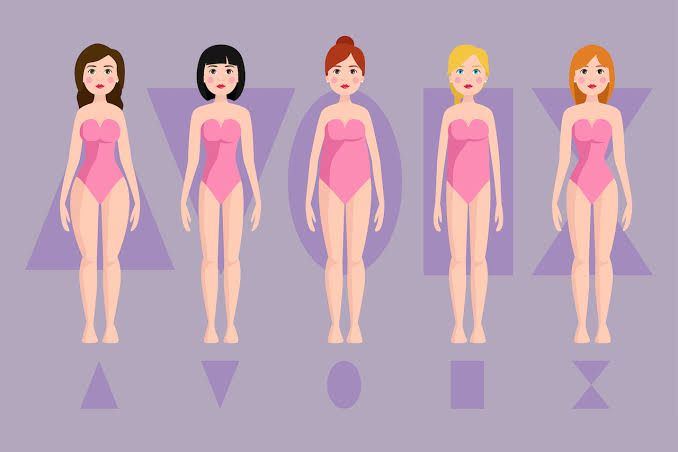 "Image result for body shape"""