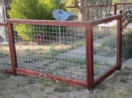 Hog Wire Fence Gallery Guys Fencing