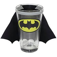 Batman Decal Pint Glass With Detachable Fabric Cape Buy Online In Cambodia Icup Products In Cambodia See Prices Reviews And Free Delivery Over 27 000 Desertcart
