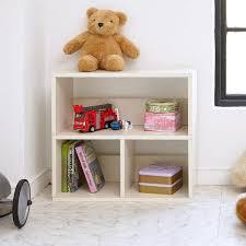 Cubby Organizer White Eco Friendly Way Basics