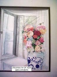 Vase in Window $50 | Artwork, Art, Art for sale