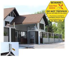Electric Fence Security Malaysia Intelligent Fence Electric Fence Security System The Most Effective And Reliable Security System For Your Homes And Businesses Contact Us For Advice And Quote Call Us