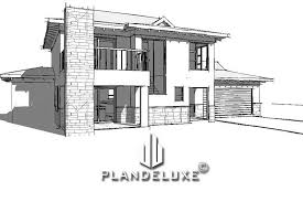 3 bedroom house design double story