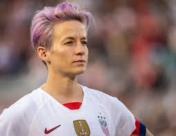Megan Rapinoe exclusive: From 'gangster' and tomboy, to trailblazer and  champion